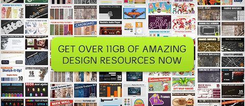 It's Back: Monstrous DesignTNT Mega Bundle, With Extended Licensing - Only $49 - MyDesignDeals