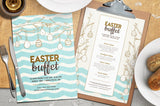Joyful Easter Design Pack - Flyers, Menus, Social Media Templates - Only $10 - MyDesignDeals