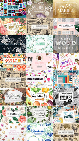 The Chic DIY Bundle for Entrepreneurs - MyDesignDeals