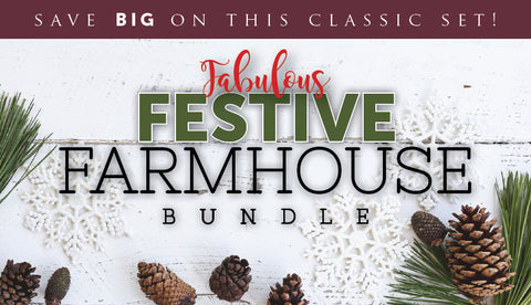 Fabulous Festive Farmhouse Bundle - Only $39 - MyDesignDeals