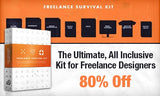 Back by Popular Demand: The Ultimate, All Inclusive Kit for Freelance Designers - Only $20 - MyDesignDeals