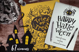 Halloween Tricks & Treats Design Bundle - Only $39! - MyDesignDeals