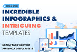 Incredible Infographics & Intriguing Templates - Just $39 - MyDesignDeals