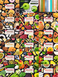 1,053 Isolated Food Items (Plus 90 Bonus Backgrounds) - Only $9 - MyDesignDeals