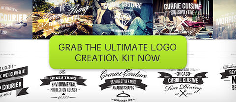 LogoZilla: The Ultimate Logo Creation Kit (Plus Bonus) - Only $32 - MyDesignDeals
