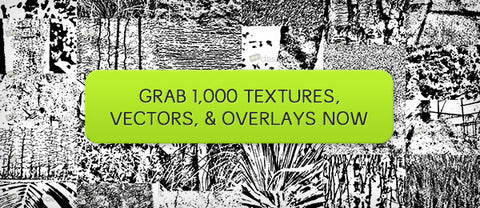 Massive Grunge Bundle: 1,000+ Textures, Vectors, & Overlays (w/Extended Licensing) - Only $29 - MyDesignDeals