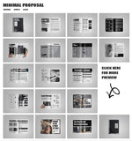 Premium Proposal Templates For Professional Results - MyDesignDeals