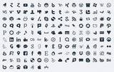1,075 Premium Vector Icons in 9 Formats (Extended Licensing Available) - Only $19 - MyDesignDeals
