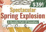 Spectacular Spring Explosion- Just $39 - MyDesignDeals