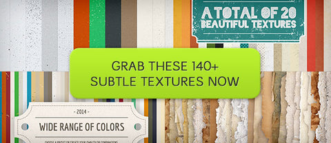 Big Subtle Textures Bundle - Only $19 - MyDesignDeals