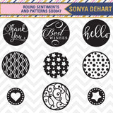 The Sensational Everything Bundle - Digital Paper, Fonts, Graphics And More - Only $39 - MyDesignDeals