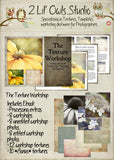 The Texture Workshop Ebook + 75 Extra French Brocante Textures - Only $27 - MyDesignDeals