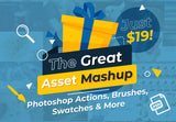 The Great Asset Mashup - Just $19 - MyDesignDeals