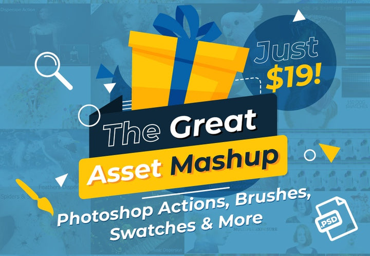 The Great Asset Mashup - Just $19