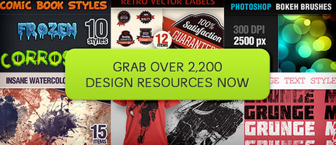 The Ultimate Spring Bundle (2,200 Resources) - Only $59 - MyDesignDeals