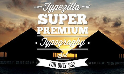 152 Vector Typographic Designs (Plus 230 Photoshop Styles) - Only $32 - MyDesignDeals