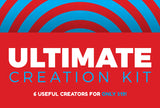 Vlad's Ultimate Creation Kit - 6 Useful Creation Kits For Only $19 - MyDesignDeals