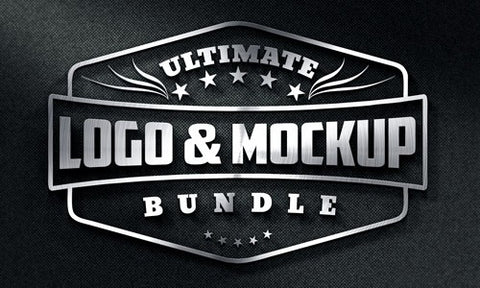 The Ultimate Logo and Mockup Bundle - Only $20 - MyDesignDeals