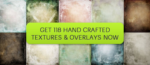 By Request: Ultimate Pack of Vintage Textures and Overlays - Only $21 - MyDesignDeals