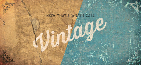 Vintage Design Bundle Worth $600 - Only $37 - MyDesignDeals