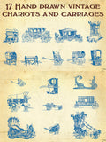 Vintage Vector Collection (634 Illustrations & More) - Only $19 - MyDesignDeals