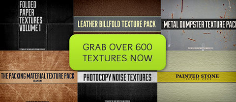 The World's Greatest Texture Collection - Only $29 - MyDesignDeals