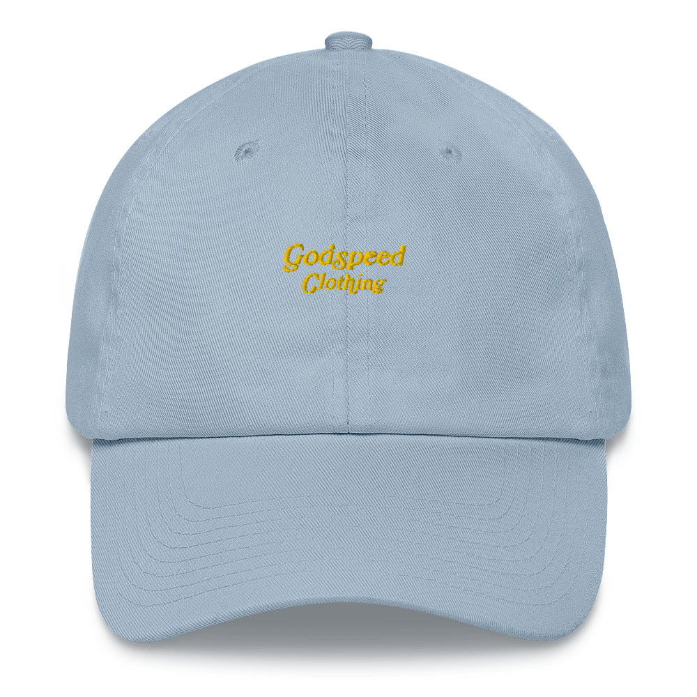 EMBROIDERED GODSPEED HAT
