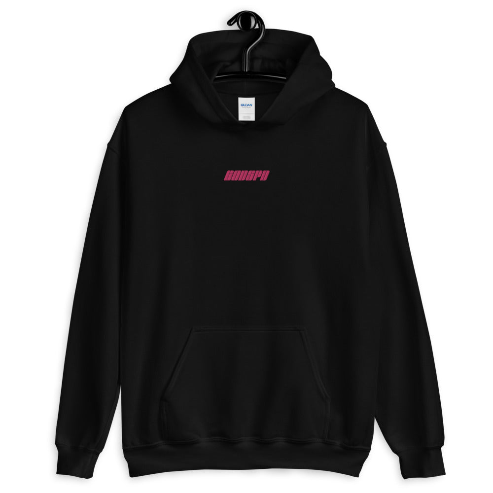 GODSPD EMBROIDERED HOODIE
