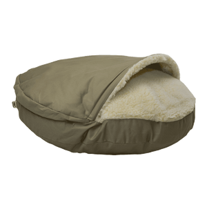 Cozy Cave Dog Bed hundeseng