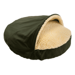 Orthopedic Cozy Cave Dog Bed hundeseng