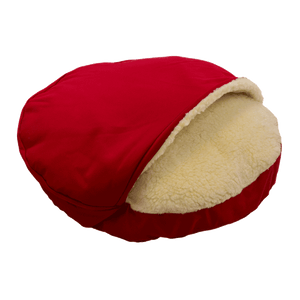 Orthopedic Cozy Cave Dog Bed hundeseng (317332422684)