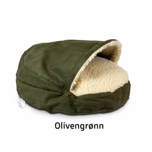 Luxury Cozy Cave Dog Bed
