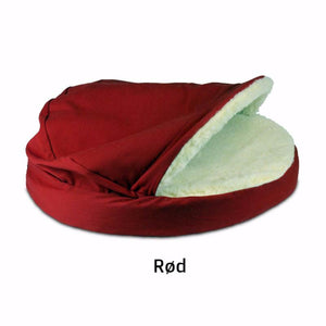 Luxury Cozy Cave Dog Bed hundeseng