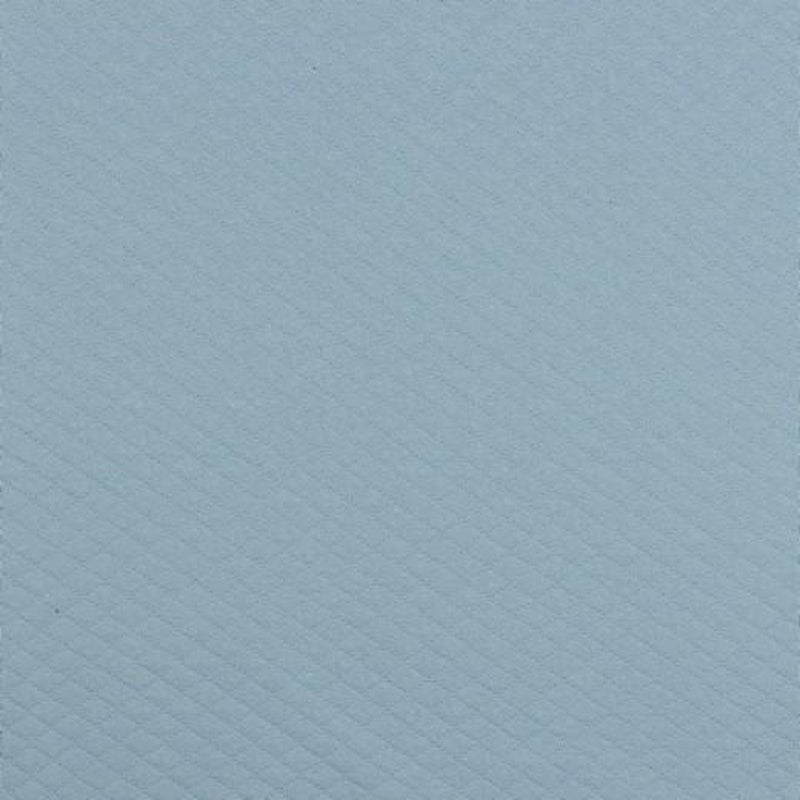 QUILTED JERSEY FABRIC - LIGHT BLUE