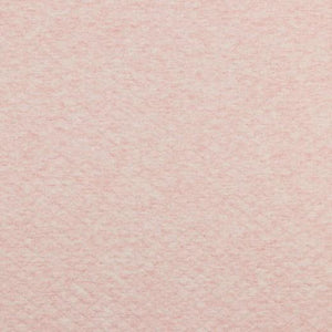 QUILTED JERSEY FABRIC - MELANGE ROSE