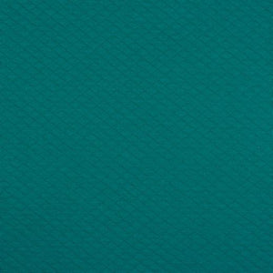 PRESALE! QUILTED JERSEY FABRIC - TEAL