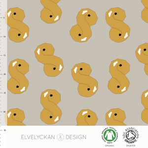 LUSSEKATT - DESERT BY ELVELYCKAN DESIGN - Lilly and Mimi Fabric Shop