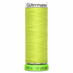GÜTTERMANN CREATIVE SEW-ALL THREADS rPET 334