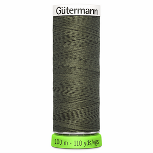 GÜTTERMANN CREATIVE SEW-ALL THREADS rPET 676