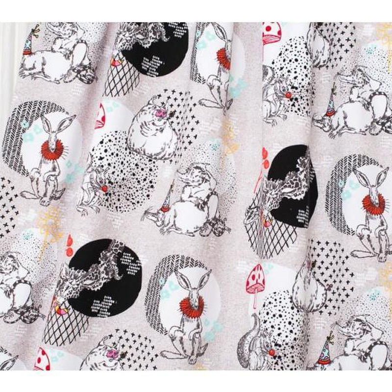 Lille fabric stretch Jersey fruity 19,20 EUR  meter