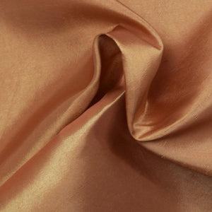 GOLD TAFFETA FABRIC POLYESTER
