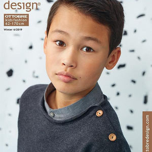 Ottobre Design Magazine Kids Winter 06/2019