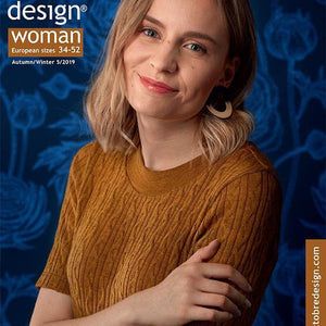 PRESALE! Ottobre Design Magazine Woman Fashion AW19 5/2019 EN