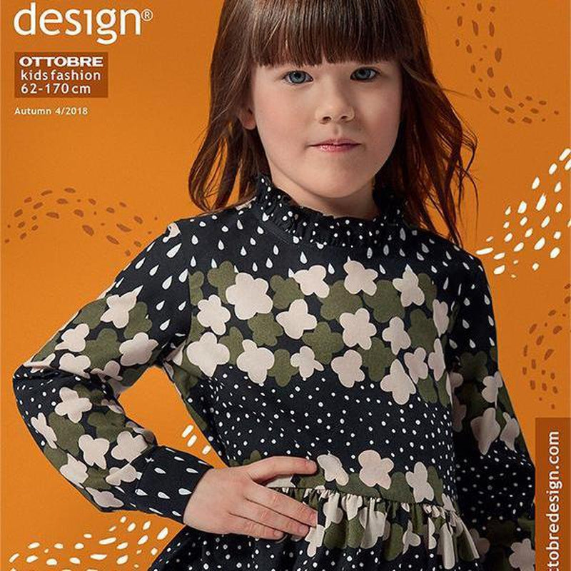 OTTOBRE design®, Kids Autumn 04/2018 - Lilly and Mimi Fabric Shop