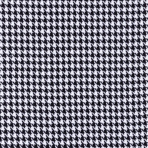 LARGE HOUNDSTOOTH COAT FABRIC - Lilly and Mimi Fabric Shop