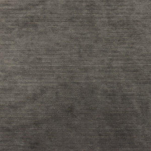 GREY VELOURS JERSEY COTTON CORDUROY - Lilly and Mimi Fabric Shop