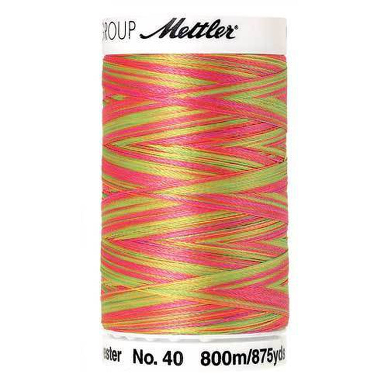 Sporty Neons Poly Sheen Multi Thread - 800 m - 875 yards - Lilly and Mimi Fabric Shop UK