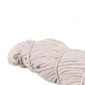 ECRU COTTON CORD DRAWSTRING 5MM