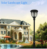 Commercial Solar Landscape Light 1100 lumen & 20W panel