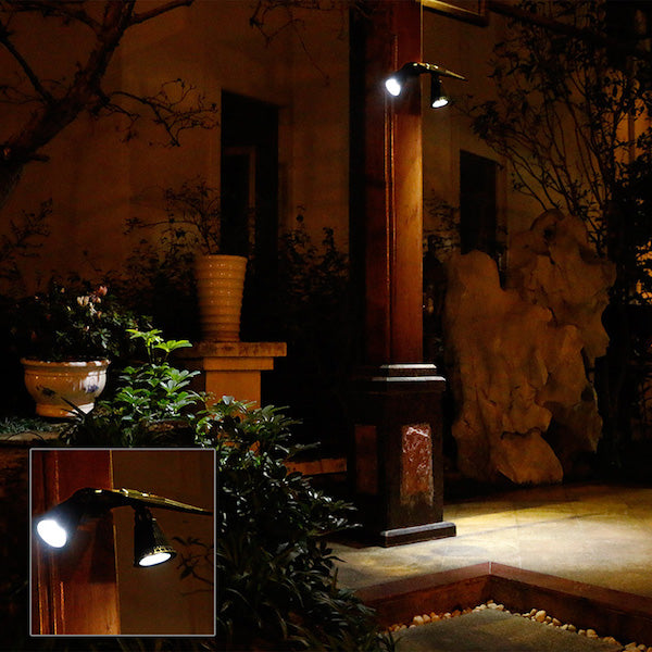 outdoor security wall lights